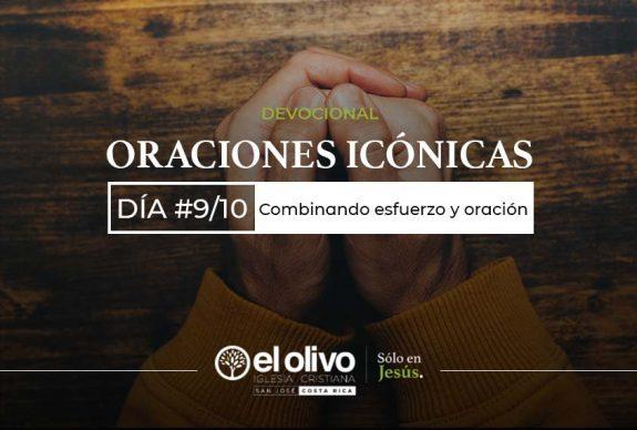 Devocional: Oraciones icónicas – Día #9