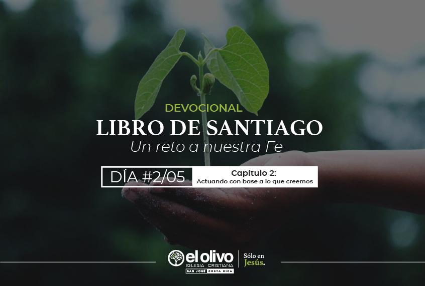 Libro de Santiago- Capítulo 1- Día 2