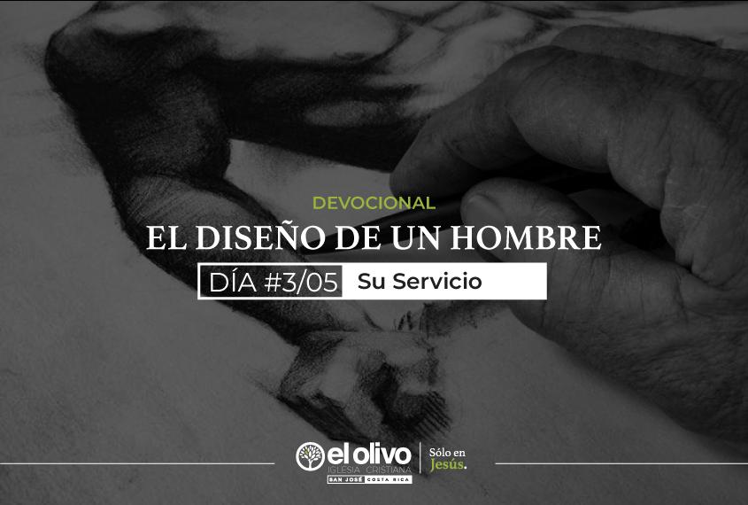 DISEÑO DE UN HOMBRE 3