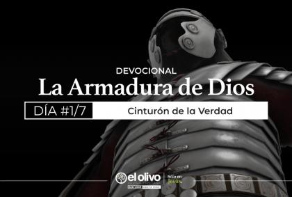 Devocional: Armadura de Dios – Día 1