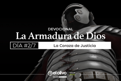 Devocional: Armadura de Dios – Día 2