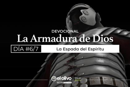 Devocional: Armadura de Dios – Día 6