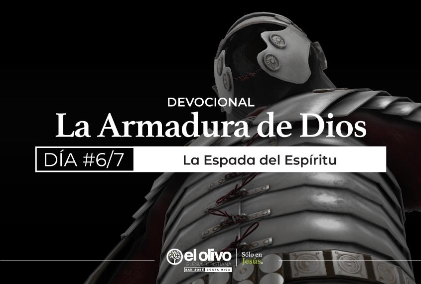 Devocional La armadura de Dios