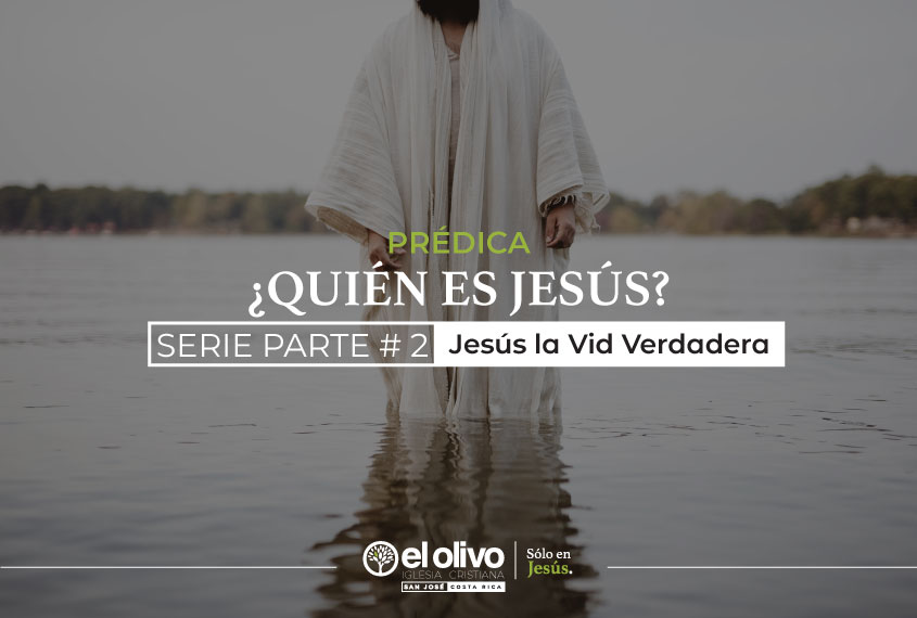 Jesús la Vid Verdadera