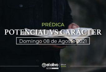 Potencial vs Carácter